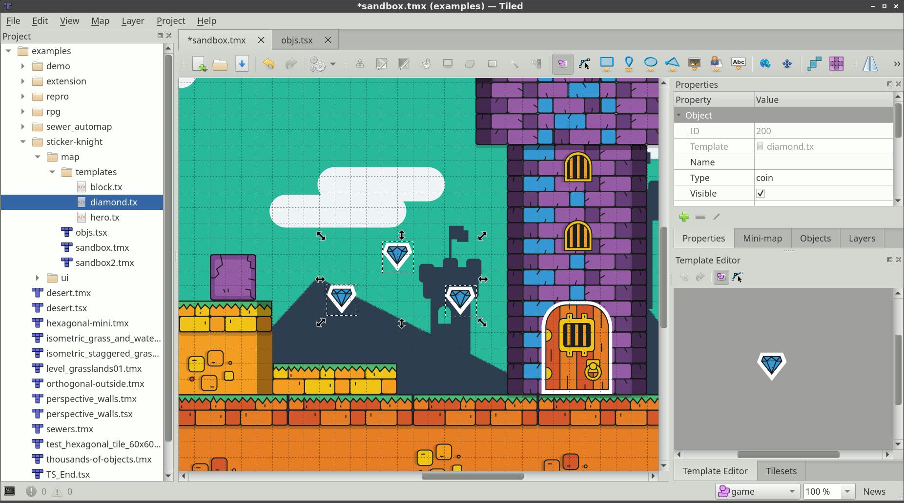 Using Templates — Tiled 1.1.0 documentation